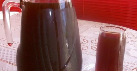 عصير الخروب ضيف فوائد وموائد رمضانية مع دوسات