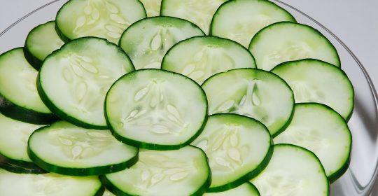 فوائد الخيار …أكثر الخضروات إنعاشاًً………..
