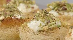 كرات الكنافة …الدايت … مذاق لذيذ …ودوسات محسوبة