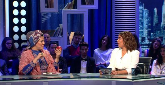 دوسات في برنامج كلام نواعم على قناة ال MBC