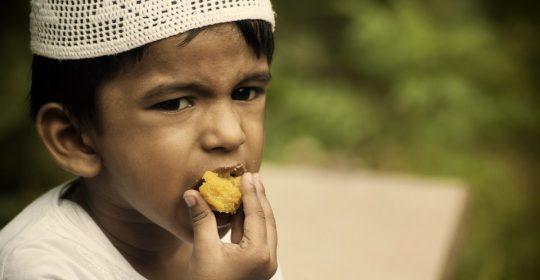 ضعف شهية الطفل ….طفلي لا يرغب بالطعام ….دوسات تقدم الحلول