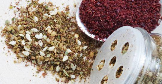 فوائد السماق وموائد لذيذة  ……توابل رائعة تزين أطباق المائدة العربية