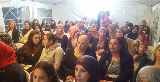 شركة دوسات العالمية تنظم يوم صحي لبنوك فلسطين