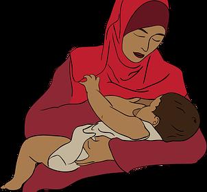 الأم المرضع في رمضان .. مقال دوسات لليوم .. مليء بالحنان
