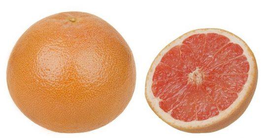 فاكهة الجريب فروت ، تحد من أمراض الشتاء وبحة الصوت ، مذيبة للدهون والشحوم صحية وينصح بها كل يوم