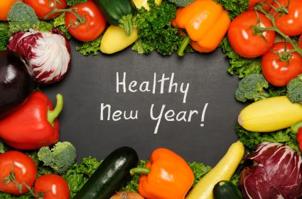 إستقبال عام جديد ؛ كيف أستقبل عامي الجديد ؛ على طريقة دوسات الصحية