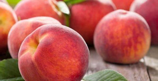 الدراق فاكهة الصحة والجمال