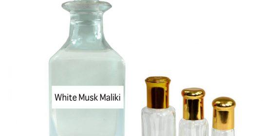 زيت المسك الأبيض مادة عطرية ذو رائحة قوية نفاذة وطيبة