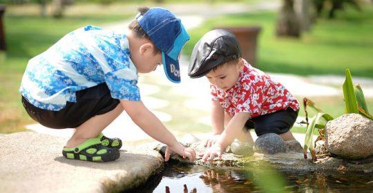 مرحلة الطفولة هي المرتكز الأول لصحة الإنسان :