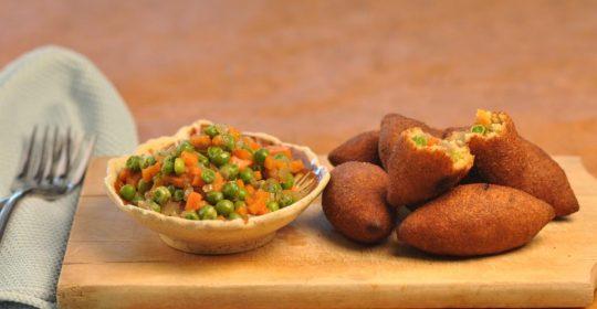 كبة الخضروات طبق صحي ومميز من دوسات بنكهة رائعة للنباتيين