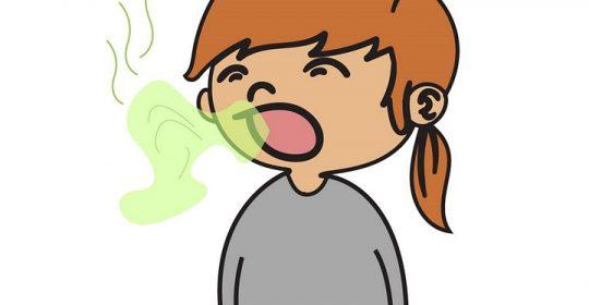 تعاني من رائحة الفم غير المسيطر عليها