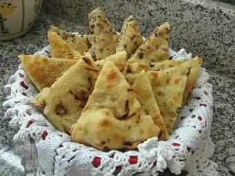 السمْبوسك باللّحمة نجم المائدة الرمضانية تجهيزها من مطبخ ماس بالطريقة الصحية