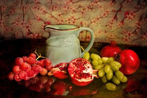 الفواكه ألذ حلوى رمضانية