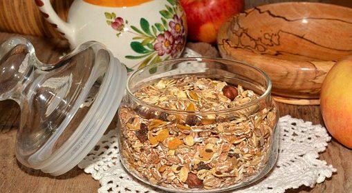 الشوفان غذاء الرشاقة والصحة وخصوصا إذا ماكان طبق الشوفان مغمورا بالحليب